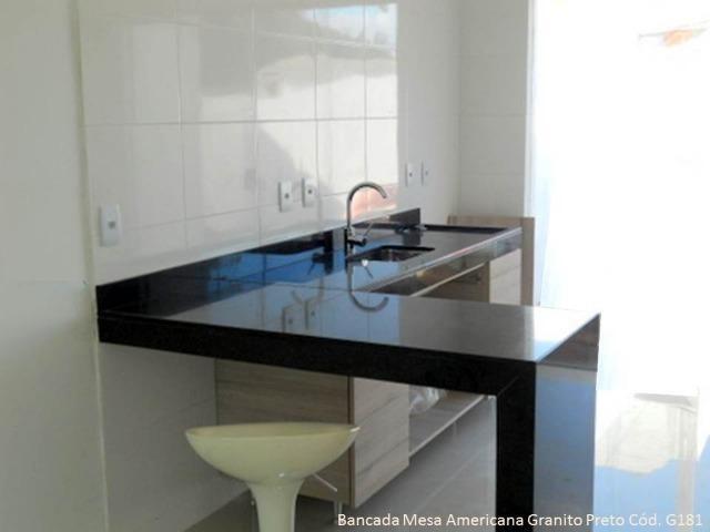 Bancada Pia para Cozinha e Banheiro Granito