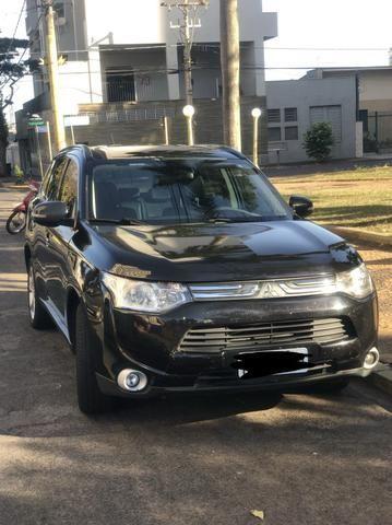 32.400,00 Mitsubishi Outlander 2.0 Automática Preta - Foto 4