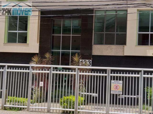 Apartamento para alugar com 1 dormitórios em Icaraí, Niterói cod:40 - Foto 5