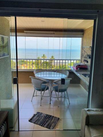 Apartamento à venda com 3 dormitórios em Indaiá, Caraguatatuba cod:228 - Foto 6