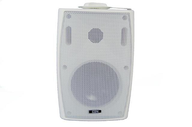 Caixa Som Mini Para Parede Auto-falante Ambiente 100w Ydtech - SKU: 82421