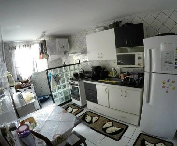 Excelente apartamento 2 quartos com 1 vaga de garagem em Valparaíso Serra/ES - Foto 5