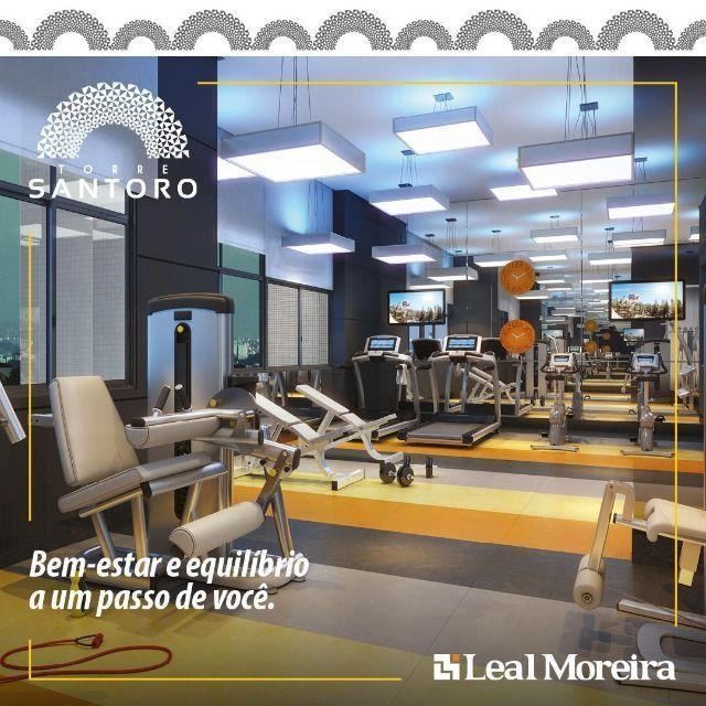 Apartamento na Nazaré, 3 suítes, Edifício Torre Santoro com 123m² - R$ 746.000,00 - Foto 4