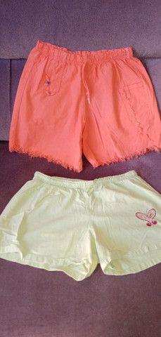 Shorts Feminino - Tamanho G