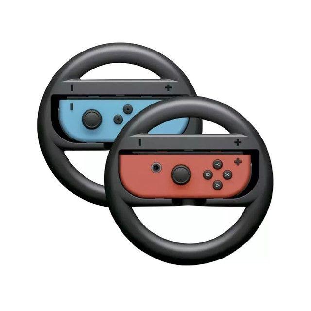 Suporte Volante Knup Kp-5132 Para Joy-con Nintendo Switch - Foto 2