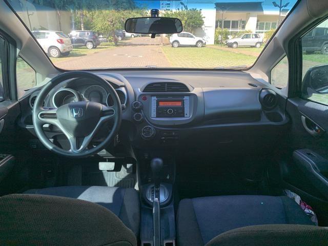 Honda Fit automático com GNV 5ª Geração e 2020 vistoriado - Foto 8