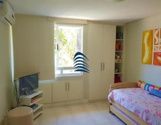 Casa de alto padrão com acesso a praia no condomínio Porto Busca Vida - Foto 3