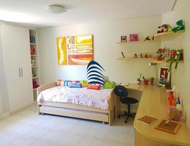 Casa de alto padrão com acesso a praia no condomínio Porto Busca Vida - Foto 4