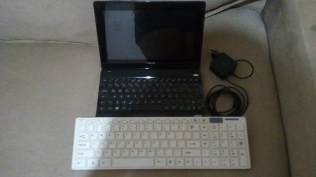 Netbook e teclado - Foto 5