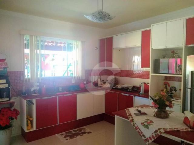 Casa com 3 dormitórios à venda, 272 m² por R$ 690.000 - Centro - Maricá/RJ - Foto 14