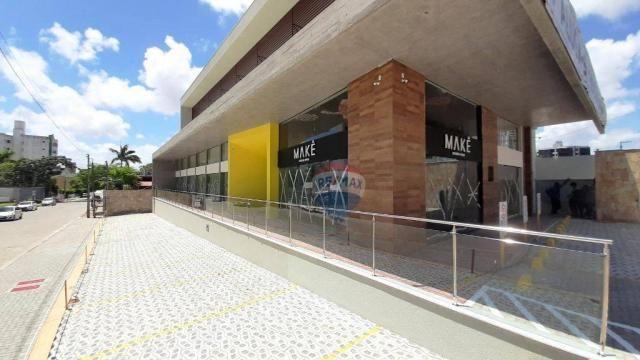 Loja para alugar, 45 m² por R$ 2.750,00/mês - Capim Macio - Natal/RN - Foto 7