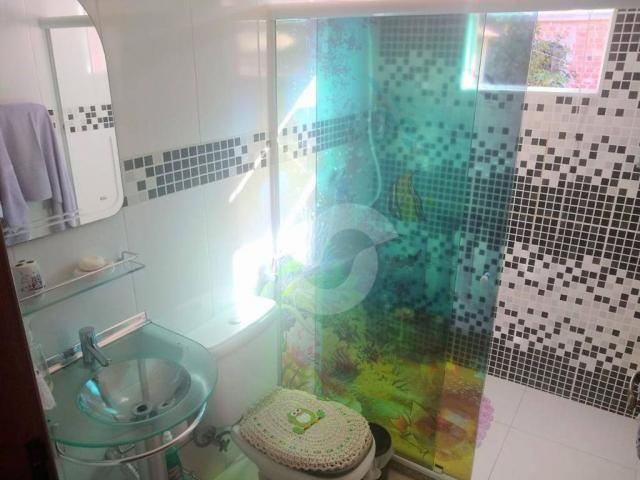 Casa com 3 dormitórios à venda, 272 m² por R$ 690.000 - Centro - Maricá/RJ - Foto 8
