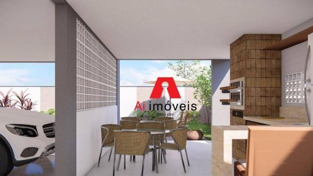 Apartamento residencial à venda, Loteamento Novo Horizonte, Rio Branco. - Foto 4