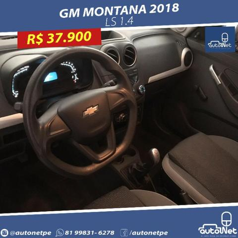 GM Montana 1.4 LS 2018 - Extra!! - Foto 6