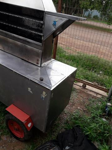 Barbada carrinho de churrasquinho - Foto 3