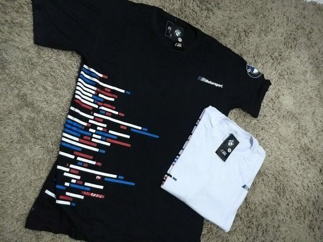 Camiseta BMW Puma - Foto 3