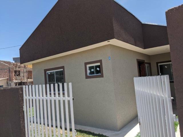EF/Varias casas a venda no bairro Tatuquara - Foto 4