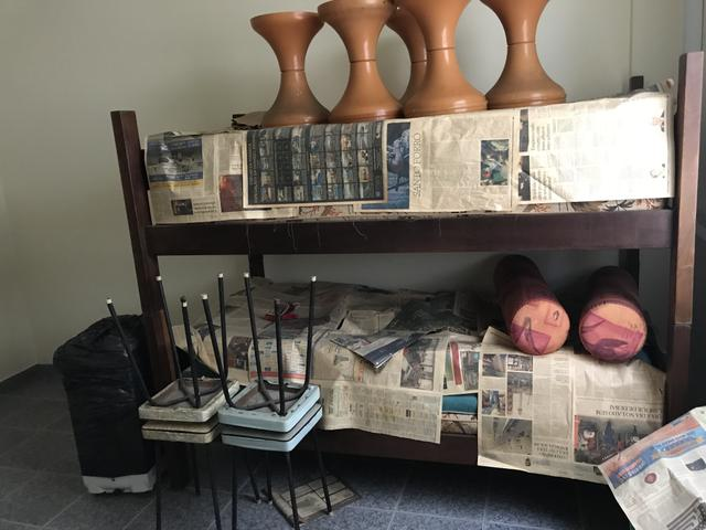 Sala living na divisa de Santos - Foto 5