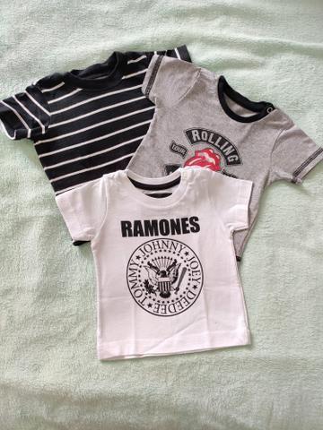 Camisa Bebê - Tamanho P