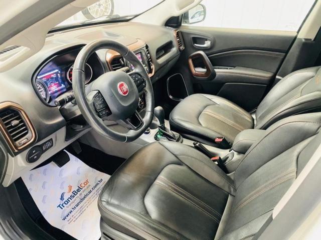 TORO 2016/2017 2.0 16V TURBO DIESEL VOLCANO 4WD AUTOMÁTICO - Foto 6