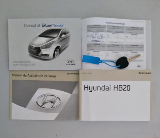 Hyundai HB20S Premium 1.6 Flex 16V Aut - Foto 20