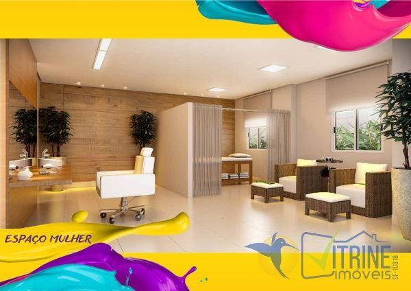 Apartamento com 2 quartos no INTENSE PARQUE CASCAVEL - Bairro Vila Rosa em Goiânia - Foto 12