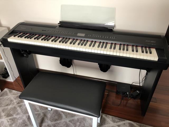 Piano Roland FP80 - Foto 2