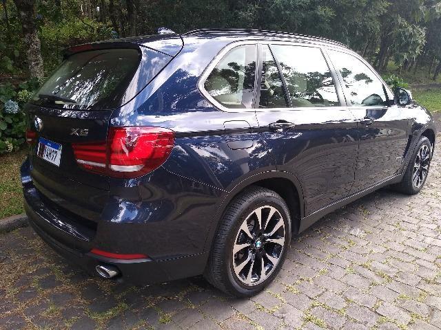 BMW X5 L6 Turbo 306cv 4X4 Zf 8marchas Teto Novisssima Unica no R.S - Foto 3