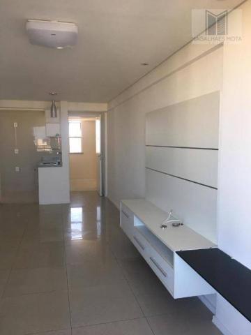 Apartamento com 3 dormitórios à venda, 73 m² por R$ 600.000 - Meireles - Fortaleza/CE - Foto 10