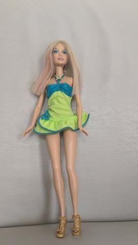 Barbie Ultra Hair Tranças e Ultra Hair Mecha - Foto 6