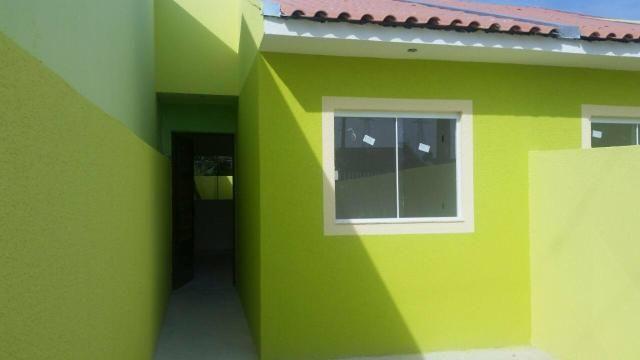 EF/Varias casas a venda no bairro Tatuquara - Foto 3
