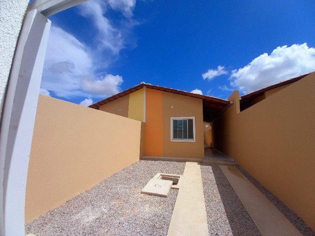DP casa nova com entrada a partir de 2 mil reais com 2 quartos e documentação inclusa