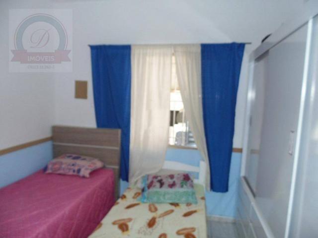 Casa com 3 dormitórios para alugar, 90 m² por R$ 1.335,00/mês - Parque São Jorge - Campina - Foto 10