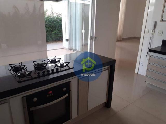 Casa com 3 dormitórios para alugar, 230 m² por R$ 4.400,00/mês - Parque Residencial Damha  - Foto 10