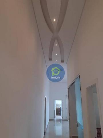 Casa com 3 dormitórios para alugar, 230 m² por R$ 4.400,00/mês - Parque Residencial Damha  - Foto 17