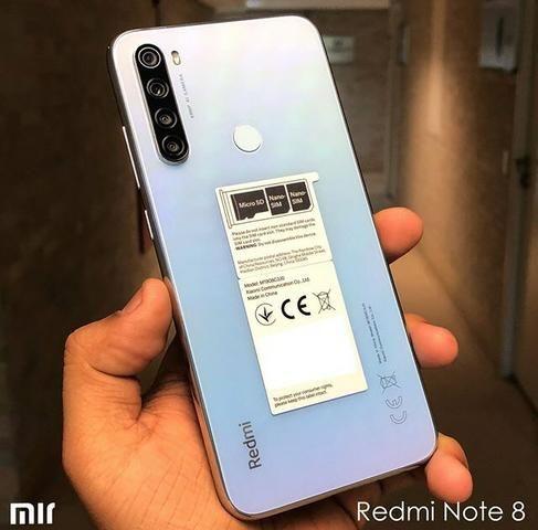 Xiaomi Note 8 64gb Lacrado