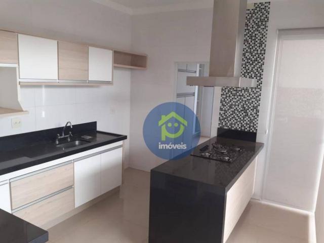 Casa com 3 dormitórios para alugar, 230 m² por R$ 4.400,00/mês - Parque Residencial Damha  - Foto 9