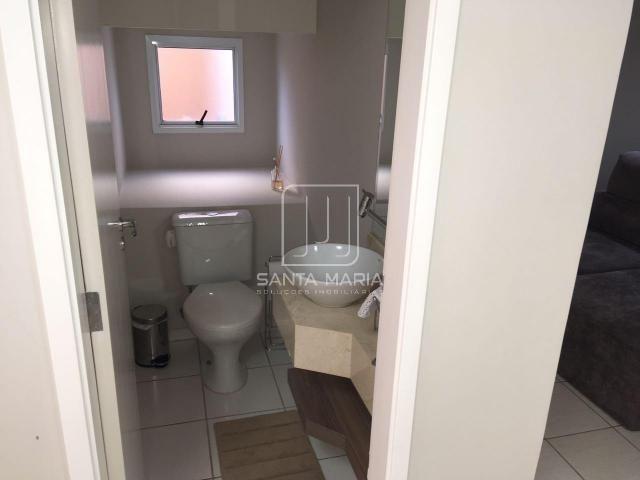 Casa de condomínio à venda com 3 dormitórios em Vl do golf, Ribeirao preto cod:57941 - Foto 2