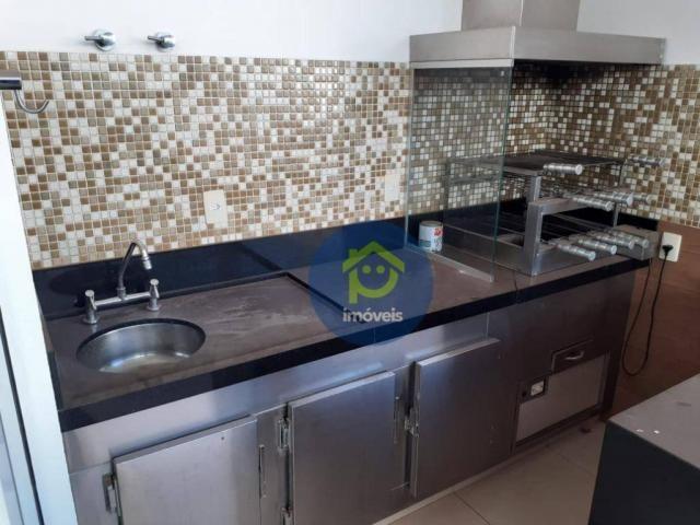 Casa com 3 dormitórios para alugar, 230 m² por R$ 4.400,00/mês - Parque Residencial Damha  - Foto 5