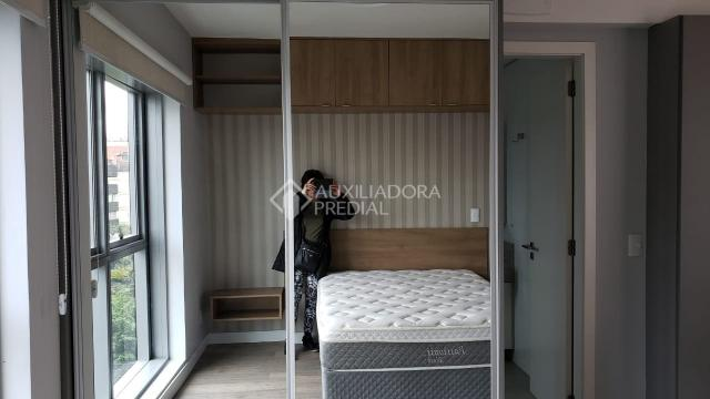 Apartamento para alugar com 1 dormitórios em São joão, Porto alegre cod:315903 - Foto 9
