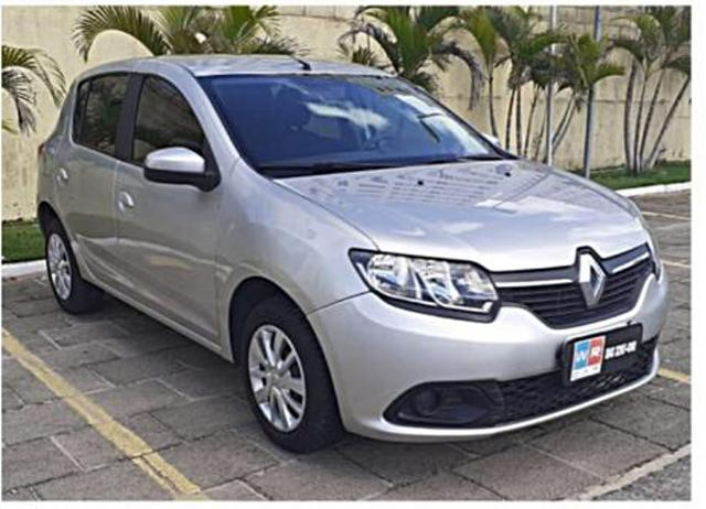 Sandero 2015/2016 1.0 expression 16v flex 4p manual