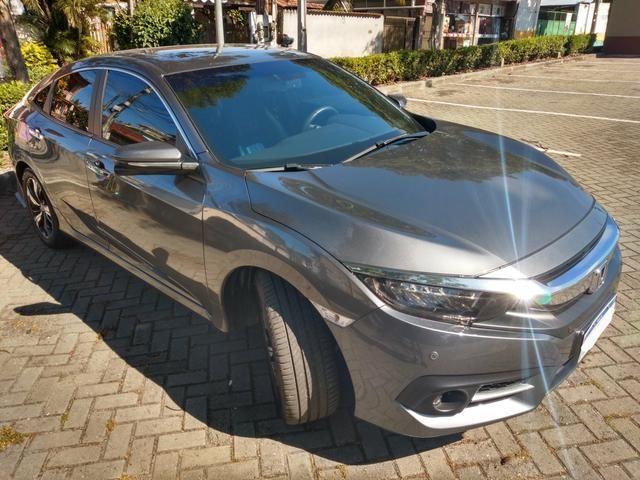 Honda Civic Touring 1.5 Turbo - Foto 9