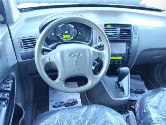 HYUNDAI TUCSON 2.0 MPFI GLS 16V 143CV 2WD FLEX 4P AUTOMÁTICO - Foto 5