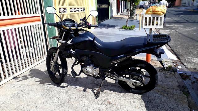 Honda Bros Esdd 160 aceito CB300 - Foto 4