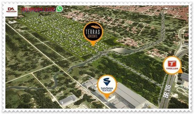 Loteamento em Terras Horizonte!!! - Foto 3