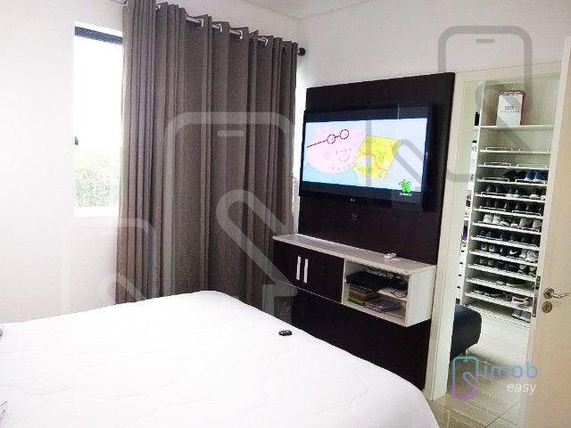 Apartamento Ilhas Gregas,Ponta Negra, 3 Quartos sendo 1 Suite - Foto 13