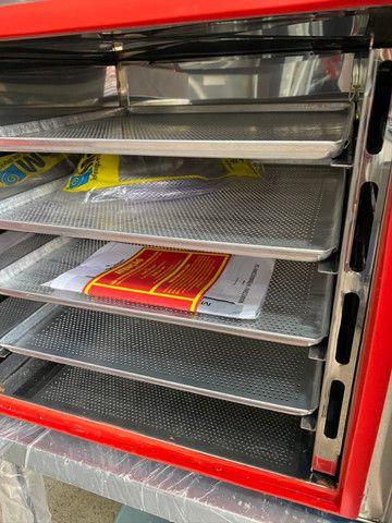 Forno de convecção com vapor ideal para cafeterias , padarias, lanchonetes - pão de queijo - Foto 4