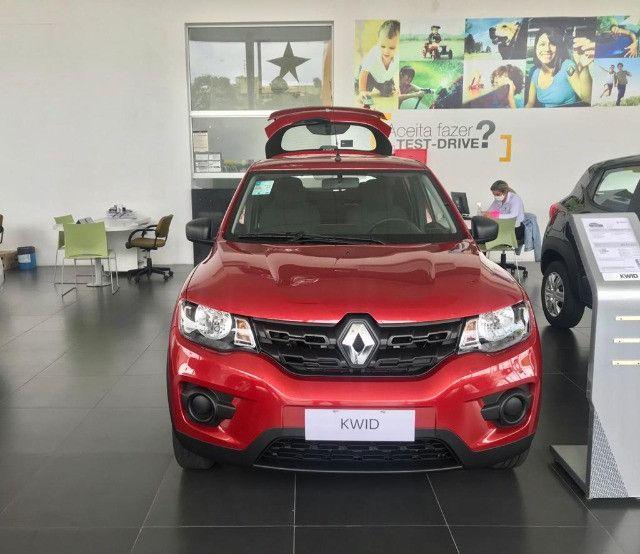 Renault Kwid ZEN 2022 com Zero de entrada + 60X 1.189,99 - Foto 2
