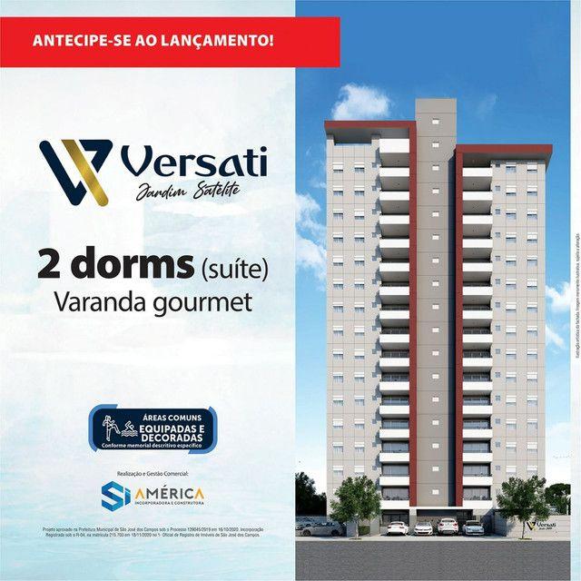 Apartamento Versati - Jd Satélite