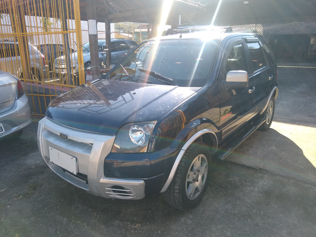 Ford Ecosport 1.6 XLS Freestyle 2007 - Foto 4